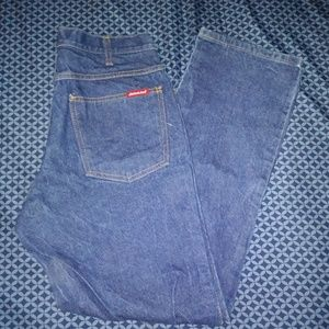 Dickies Size 32x30 Straight Blue Jeans!